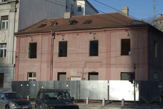 Rušenje u Kosovskoj 01