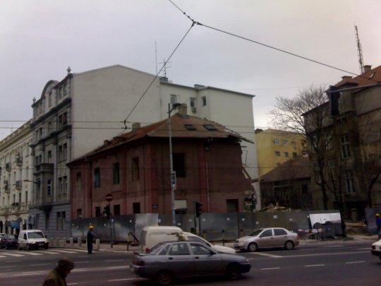 Rušenje u Kosovskoj 02