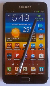 Samsung Note - Android