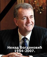 Umro je Nenad Bogdanović :-(