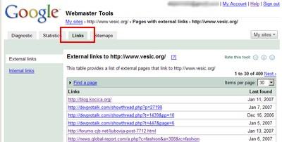 Linkovi na Vaš sajt
