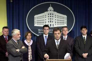 Vlada Srbije - naša nesreća