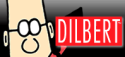 Dilbert - Geek next to you