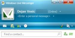 Live Messenger - problemi na sve strane