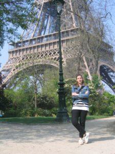 Pariz 2009: Ajfelova kula